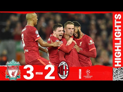 Highlights: Liverpool 3-2 AC Milan | Henderson completes stunning comeback