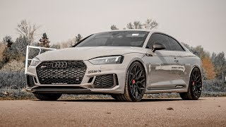 The £90,000 Audi RS5 *TDI TUNED*