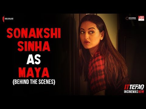 Sonakshi Sinha as Maya | Behind The Scenes...