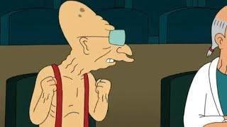 """Futurama - Professor Farnsworth saying """"Wernstrom!"""""""