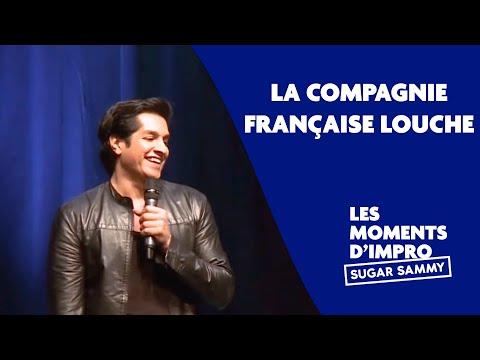 Humour: Sugar Sammy et la compagnie française louche