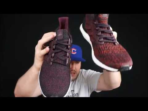 28d11d5bb Adidas Ultra Boost 3.0 Dark Burgundy review and on feet !!!! Another WOOL  shoe