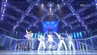 [Live] SHINee - Love Like Oxygen (Inkigayo 07.09.2008)