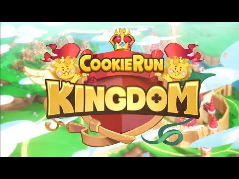 Cookie Run: Kingdom - Pre-registration Animated Trailer! (Promotion Video)