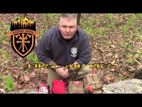 First Aid kits (IFAK)