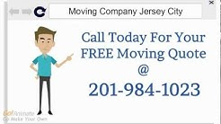 Moving Company Jersey City | Call 201-984-1023 | Affordable Local Movers