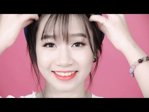 Trang điểm phong cách Hàn Quốc cho nàng đi chơi