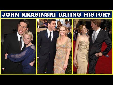 Krasinski john jones rashida dated Who Has