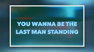 Danielle Hollobaugh - Last Man Standing (prod. by Sean Green) LYRIC VIDEO