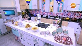 حلوي الديامونتين - حلوى الفقاص المغربية - حلوى المارشيمللو | بالصحة والراحة (حلقة كاملة