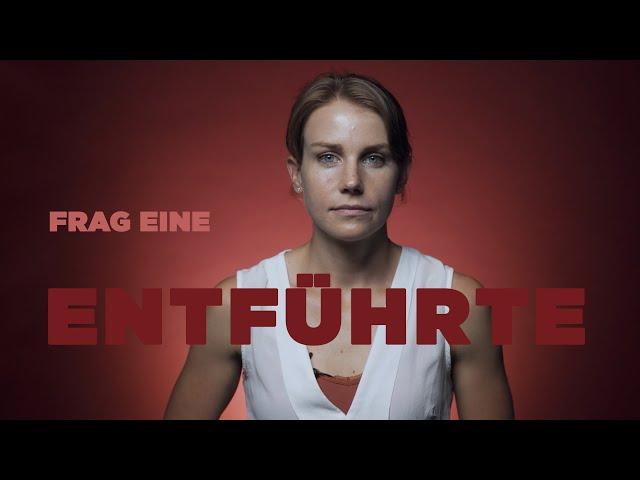 FRAG EINE ENTFÜHRTE  Nathalie über den schlimmsten Tag ihres Lebens