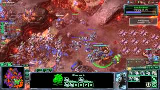 Starcraft 2: Wings of Liberty - All In (Ground)