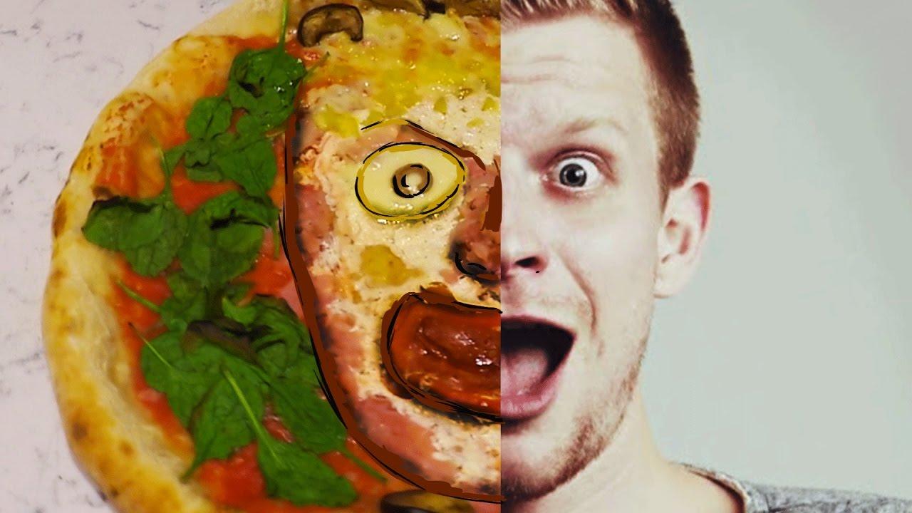 DIE GRÖßTE YOUTUBER-PIZZA!????????