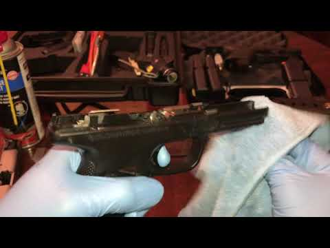 Cleaning Weapon: Smith And Wesson SD9VE