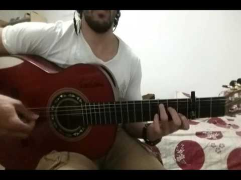 Coldplay ft. Beyonce --- Hymn for the weekend ( Guitar )