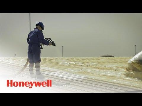 Outstanding Performance in Hot Weather: Solstice® LBA Spray Foam Roof in Dammam, Saudi Arabia