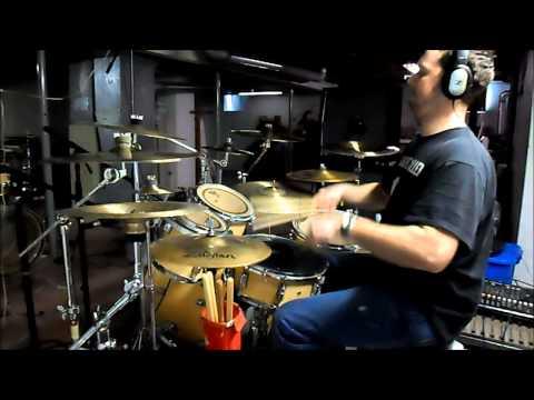 DREAM THEATER - Erotomania - drum cover (HQ Audio)