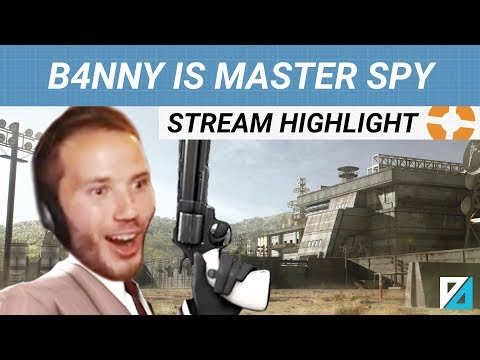 TF2 THE MASTER SPY IS HERE