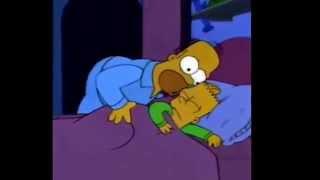 Boogeyman or Boogeymen  - The Simpsons