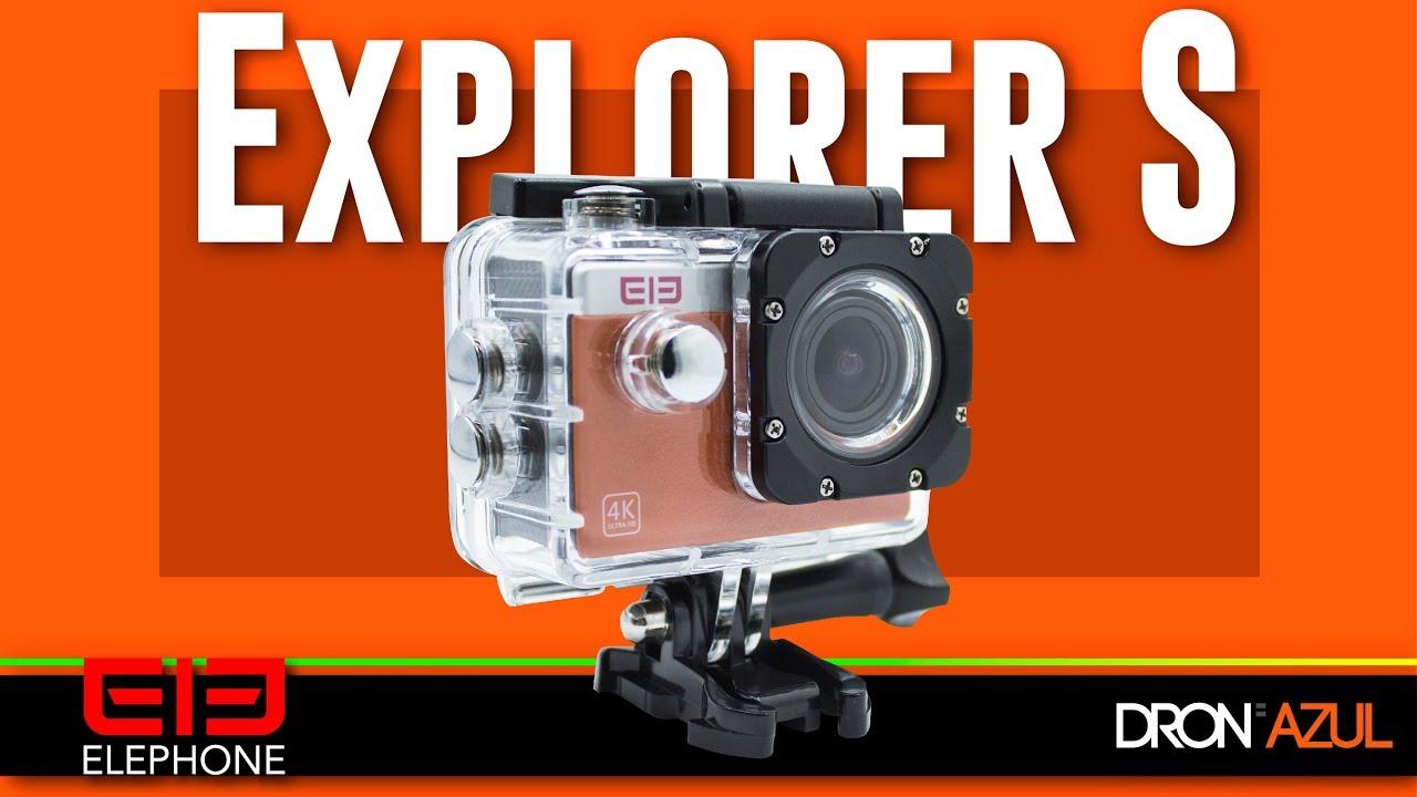 Elephone ELECAM Explorer S -Carcasa protectora