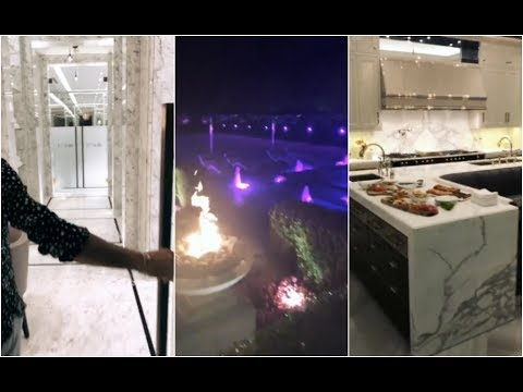 Drake Gives A Tour Of His New $20M Toronto Mansion