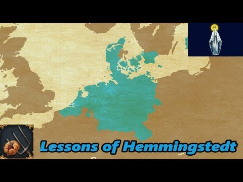 EU4 Timelapse - Lessons of Hemmingstedt - with Dithmarschen