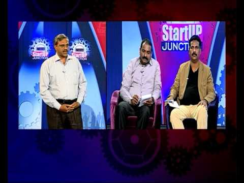 MNR Society Co-Founder Mr. Hanumantha Rao @ Startup Junction