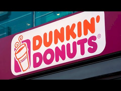 Dunkin-drinking Boston woman goes viral following interview in early-voting line: Got my Dunkies