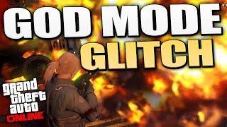 GTA 5 Glitches - GOD MODE Glitch Online After Patch 1.16 (GTA 5 Glitches)