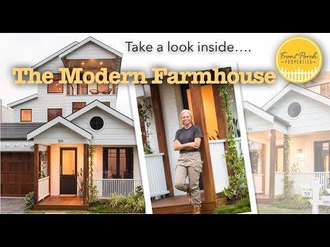Modern Farmhouse | House Tour