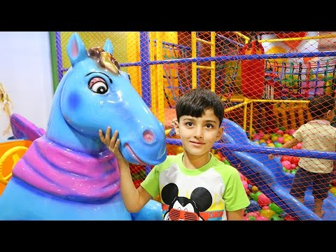 Horsey horsey don't you stop - Riding horse song - Nursery Rhymes for Children and lullabies