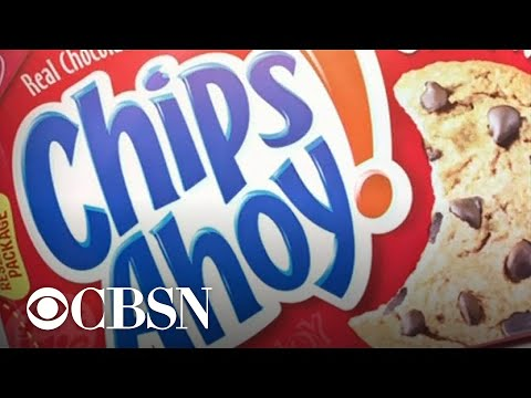 WIOD-AM Local News - RECALL: Chewy Chips Ahoy