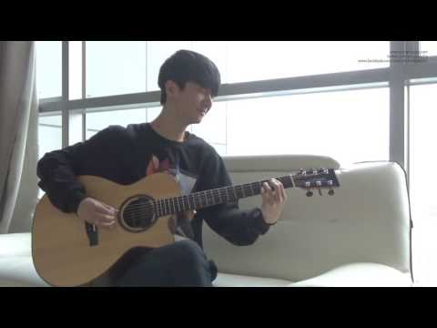 (Mason Williams) Classical Gas – Sungha Jung