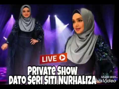 Private Dinner Show Siti Nurhaliza LIVE