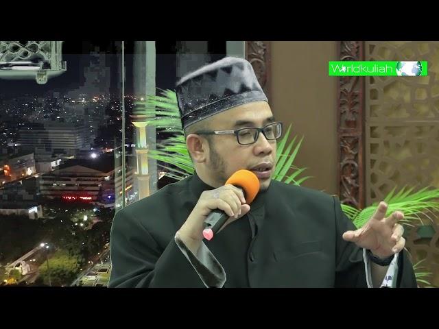 SS Dato Dr Asri-ISLAM Sbg Solusi Atau Punca KEGANASAN