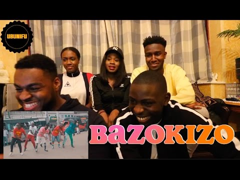 Collo x Bruz Newton - Bazokizo ( UK GUYS REACTION ) || @CollinsMajale @BruzTitans @UbunifuSpace