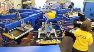 Печать на футболока на самом современном печатном станке от компании PRINTEX(Компания «АРТ-ИМПЕРИЯ» имеет собственную производственную базу по пошиву и печати на любых текстильных..., 2015-04-19T22:24:50.000Z)
