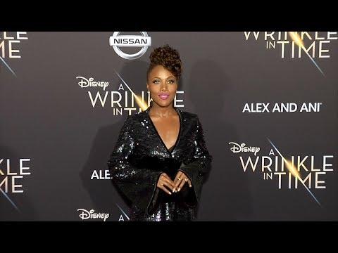 """DeWanda Wise """"A Wrinkle In Time"""" World Premiere"""