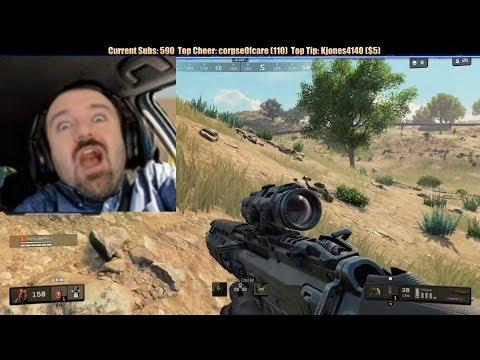 DSP Gets Stream Sniped On Call Of Duty Black OPs 4, Sammy Samosa, Bugged Bug Mechanics