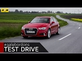 Audi A3 Sportback | Test drive #AMboxing [ENGLISH SUB]