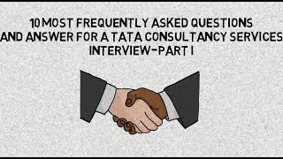 Tata Consultancy Services Interview Question Part-I |International level|