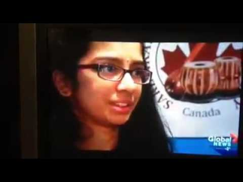 Indian Classical Music show announcement in Calgary News Channel