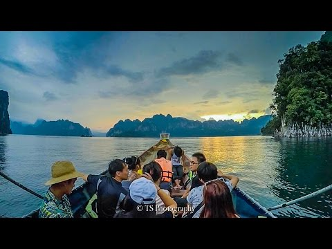 Paradise in Thailand - Khao Sok National Park - Heaven on Earth