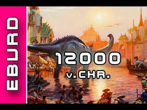 Deshalb Lebten Dinosaurier Und Menschen Gemeinsam Zur Gleichen Zeit