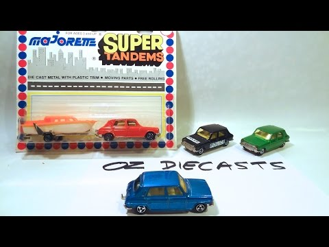 1975 - 1982 Majorette 234 Simca 1100 TI review