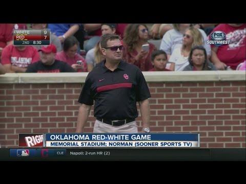 Oklahoma Spring Game 2016