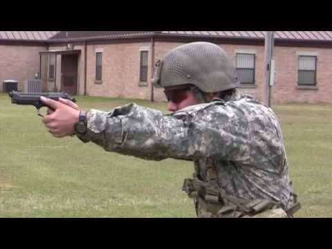 U.S. Army Small Arms Championship Service Pistol EIC
