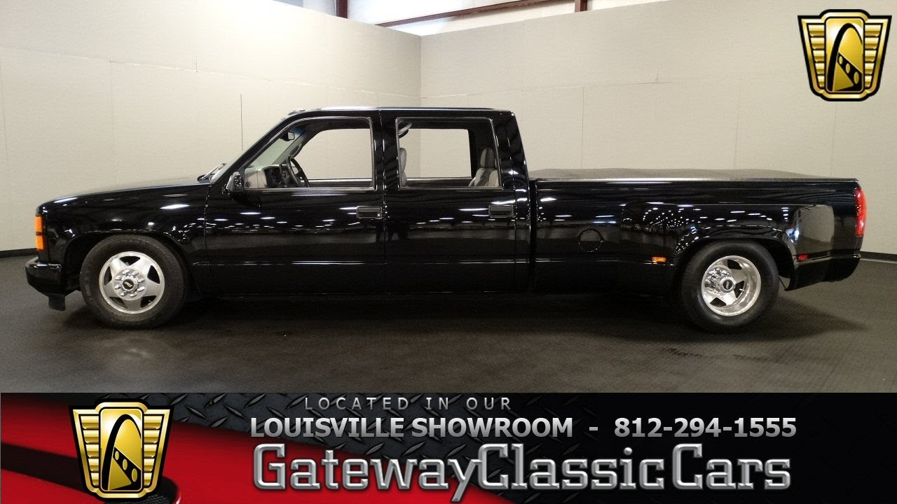 1998 Chevrolet C3500 Dually Pickup Louisville Showroom Stock 1515