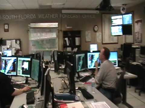The National Weather Service Forecast Office