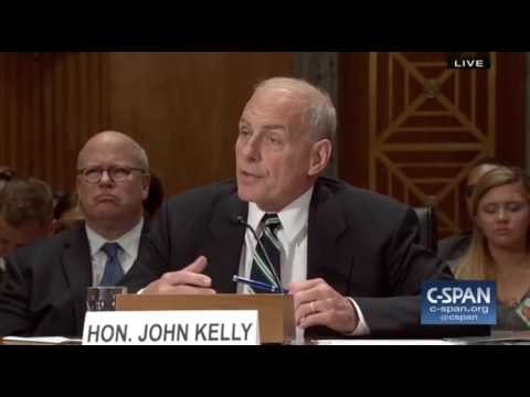 "John Kelly Calls Out Dem Senator: ""This is BS What You're Doing"""